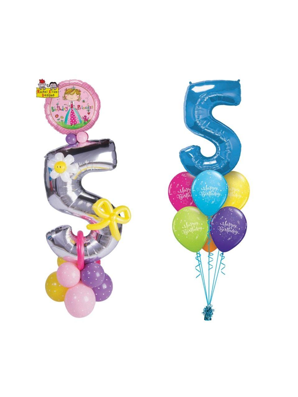 original design balloon ages